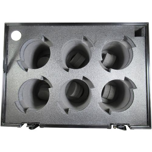 Innerspace Cases ARRI Signature Primes Case (6 Hole Vertical)