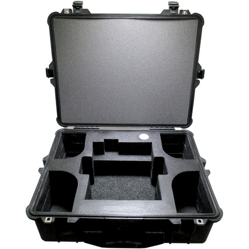 Innerspace Cases Case for Anton Bauer LP4 Charger and AB Digital 150 Batteries