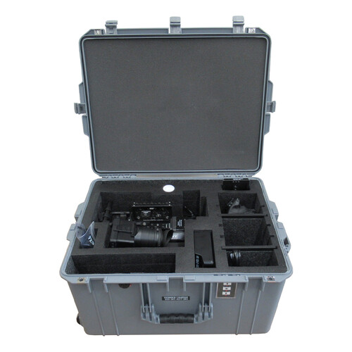 Innerspace Cases Hard-Shell Pelican 1637 Camera Case for Sony PXW-FX9