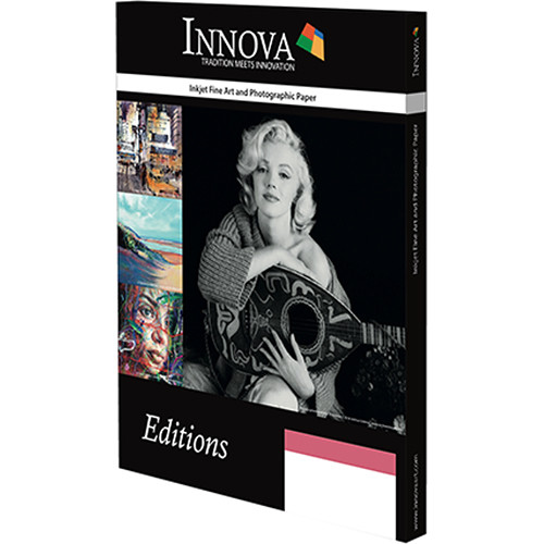 "Innova Photo Cotton Rag (8.5 x 11"", 50 Sheets)"