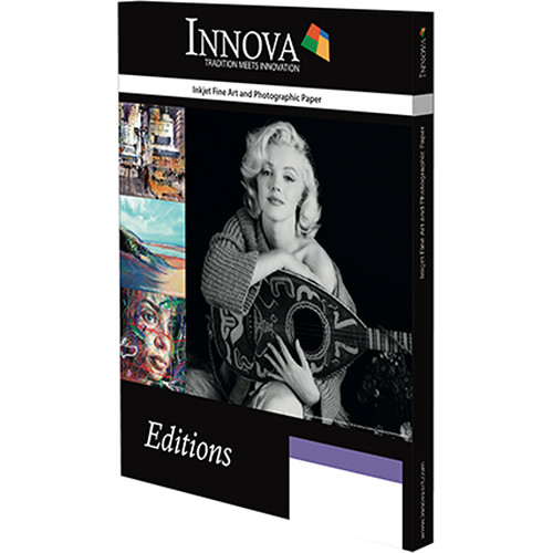 "Innova Etching Cotton Rag (8.5 x 11"", 50 Sheets)"