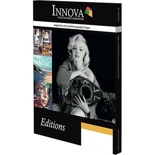 "Innova Exhibition Cotton Gloss (8.5 x 11"", 25 Sheets)"