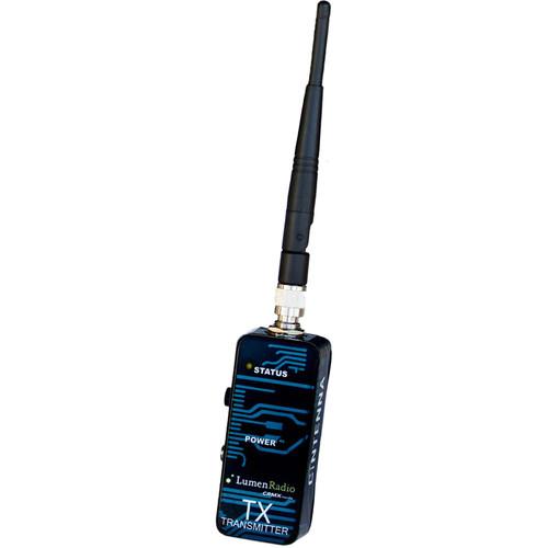Innovative Dimmers Cintenna TX3-ST Wireless 3-Pin DMX Transmitter (Straight)