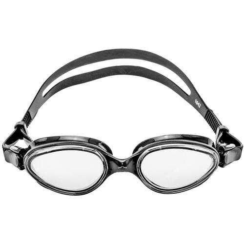 Innovative Scuba Concepts Vista Swim Goggles (Adult, Black)