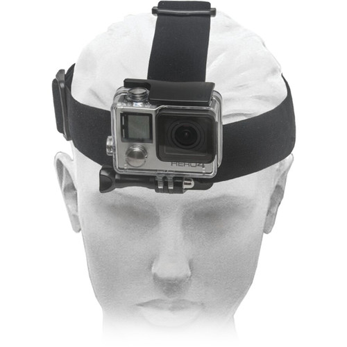Innovative Scuba Concepts Pro Mounts Adjustable Camera-Mount Head Strap