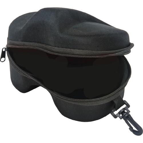 Innovative Scuba Concepts Pro Mount Hard Case for Scuba, Snorkel, and Freediving Masks (Black)