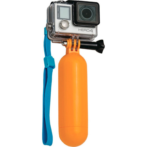 """Innovative Scuba Concepts Pro Mounts Floatie Handheld Grip for GoPro Camera (6"""", Yellow)"""