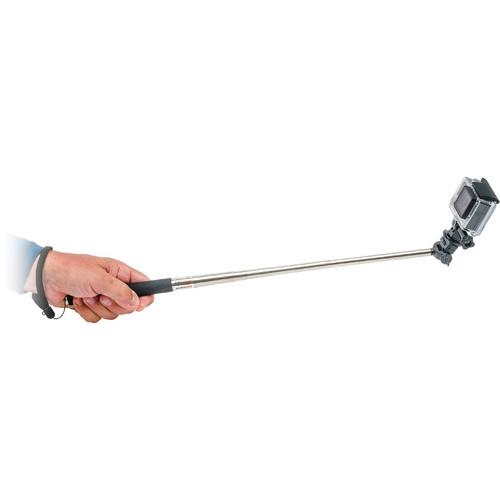 "Innovative Scuba Concepts Pro Mounts Monopod Selfie Stick (Extends to 36"", Aluminum)"