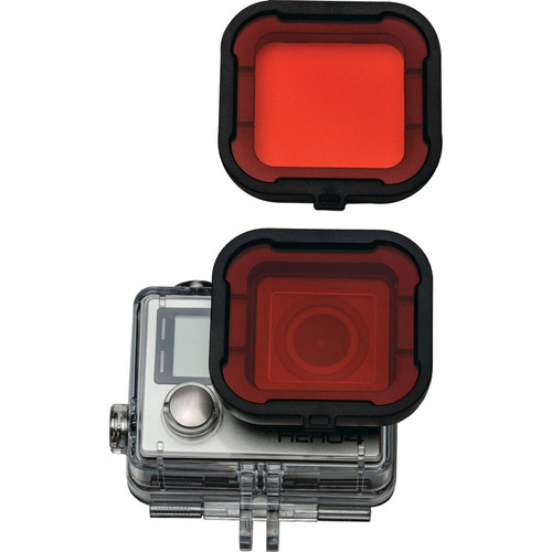Innovative Scuba Concepts Pro Mounts Red Correcting Camera Filter