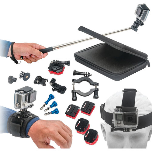 Innovative Scuba Concepts Pro Mounts Multi-Purpose Activity Kit