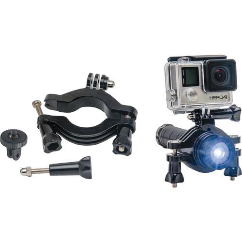 Innovative Scuba Concepts Pro Mounts Universal Camera & Light Mounting Bracket Kit