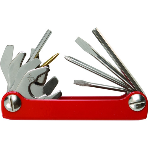 Innovative Scuba Concepts ToolMaster Plus (Red)
