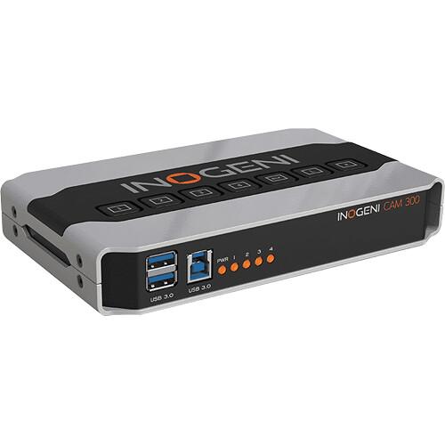 INOGENI CAM 300 4x1 HDMI/USB 2.0 Camera Switcher