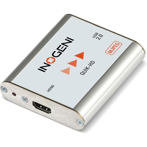 INOGENI HDMI to USB 2.0 Video Capture Card