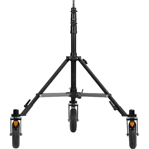 "Inovativ 8"" Wheel System Includes American Grip Rolling Stand 2-Rise"