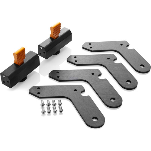 "Inovativ Foot Brake System for Steel Casters for Scout NXT/Apollo NXT Carts (8"")"