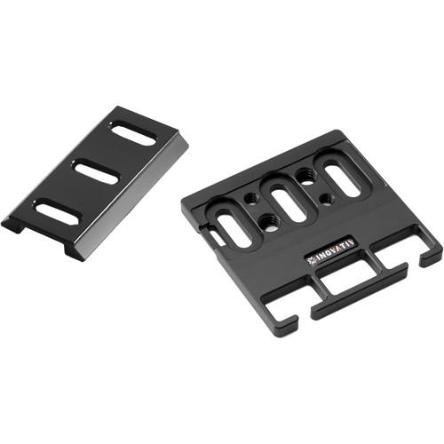 Inovativ DigiCamera Plate with Arca Swiss-Style Quick-Release Tripod Plate