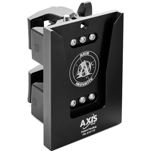 Inovativ Axis Vdrop Receiver - Includes 2 Mafer Clamps