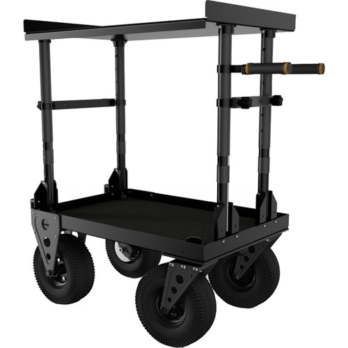 Inovativ Ranger 30 with Echo Top Shelf Equipment Cart
