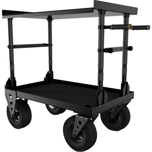 Inovativ Ranger 36 with Echo Top Shelf Equipment Cart