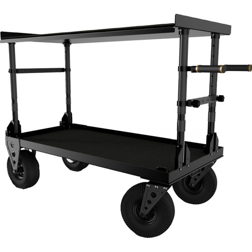 Inovativ Ranger 48 with Echo Top Shelf Equipment Cart