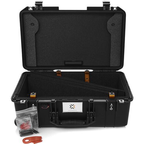 Inovativ 1535 DigiCase Pro with TrekPak Organizer (Black)