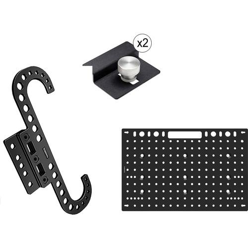 Inovativ DigiSystem Pro Kit - DigiPlate Pro, DigiClamps & DigiBracket