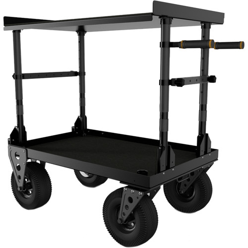 Inovativ Ranger 36 Utility Cart with Echo Top Shelf