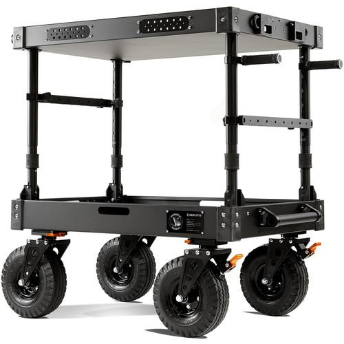 "Inovativ Voyager 36 Evo Cart with 10"" Premium Tires"