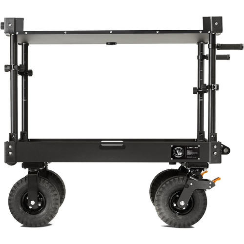 Inovativ Voyager 42 NXT Equipment Cart with X-Top Keyboard Shelf