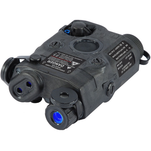 Insight ATPIAL-C Civilian Laser Aiming System with IR & Visible Aim Lasers (Black)