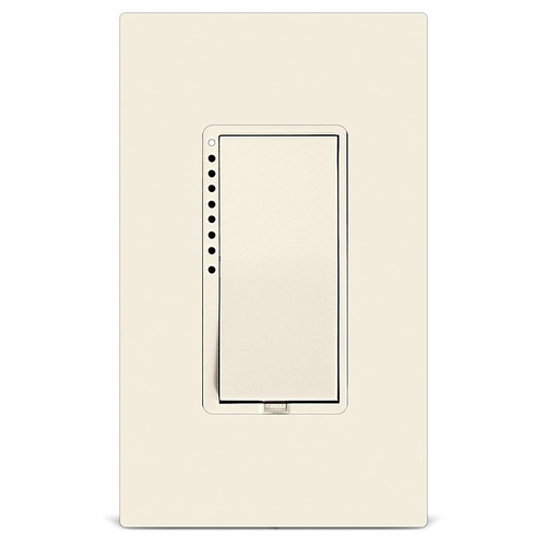 INSTEON SwitchLinc 2-Wire Dimmer Switch (Paddle, Light Almond)