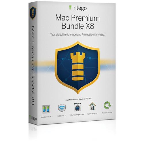 Intego Mac Premium Bundle X8