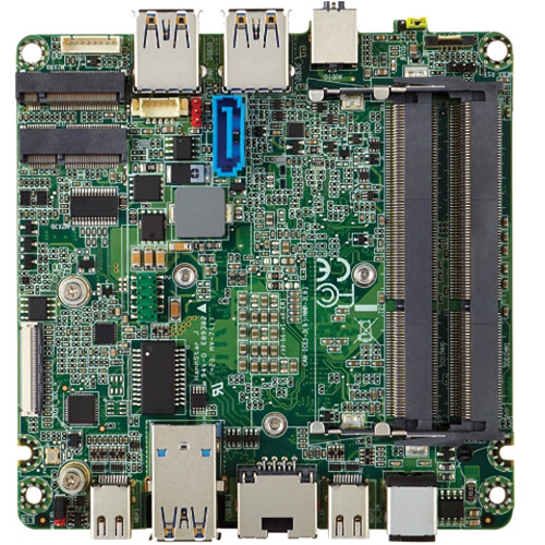 intel nuc5i5mybe nuc board blknuc5i5mybe b h photo video. Black Bedroom Furniture Sets. Home Design Ideas