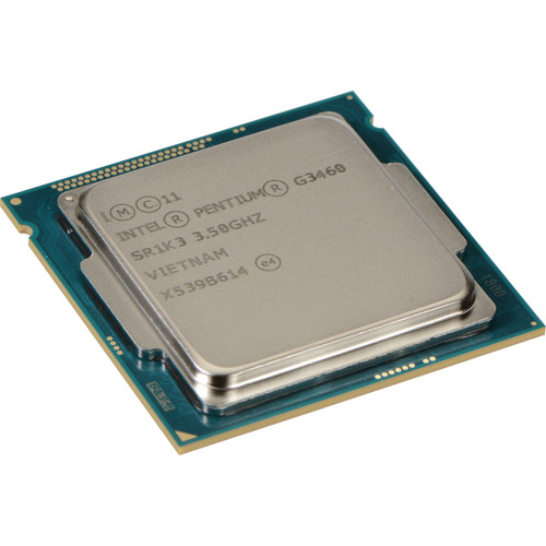 Intel Pentium G3460 3.5 GHz Processor