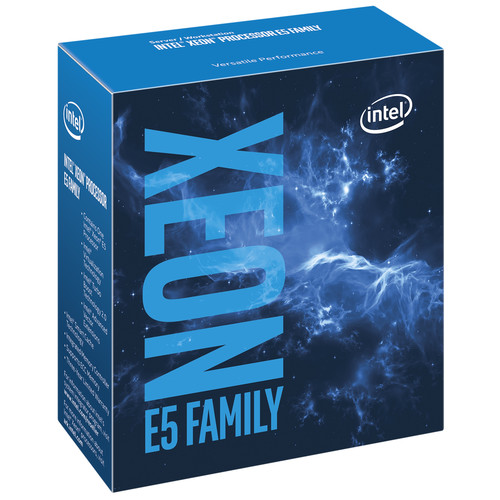 Intel Xeon E5-1650 v4 3.6 GHz Six-Core LGA 2011 Processor