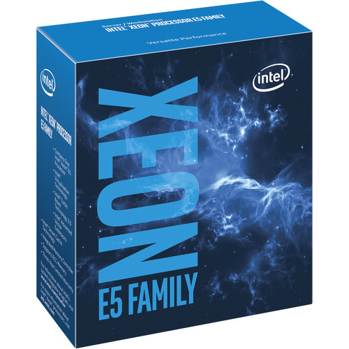 Intel Xeon E5-2640 v4 2.4 GHz Ten-Core LGA 2011-3 Processor