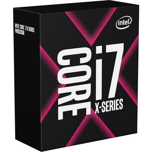 Intel Core i7-9800X 3.8 GHz Eight-Core LGA 2066 Processor