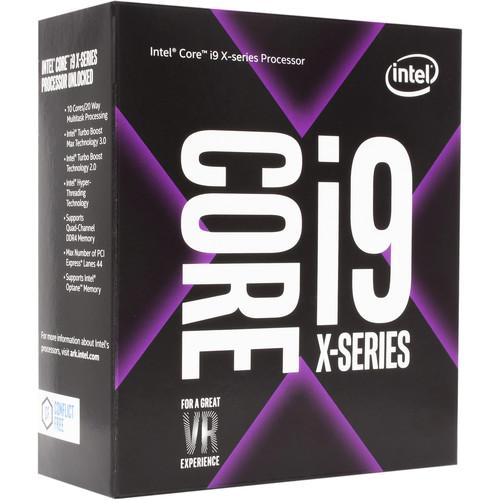Intel Core i9-7960X X-Series 2.8 GHz 16-Core LGA 2066 Processor (Retail)