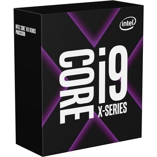 Intel Core i9-9820X X-Series 3.3 GHz Ten-Core LGA 2066 Processor