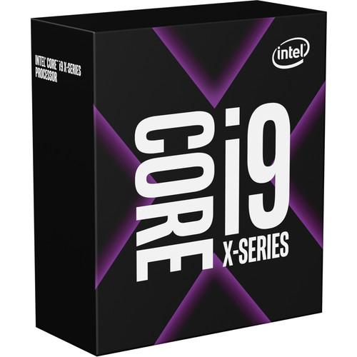 Intel Core i9-9900X 3.5 GHz Ten-Core LGA 2066 Processor