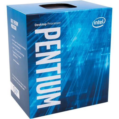 Intel Pentium G4600 3.6 GHz Dual-Core LGA 1151 Processor