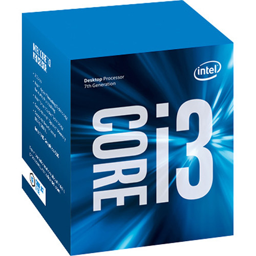 Intel Core i3-7100 3.9 GHz Dual-Core LGA 1151 Processor