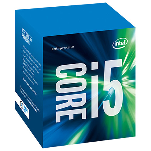 Intel Core i5-7600 3.5 GHz Quad-Core LGA 1151 Processor (Retail)