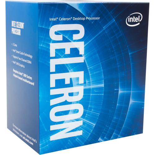 Procesador Intel Celeron G4900 de doble núcleo a 3,1 GHz LGA 1151 (minorista)
