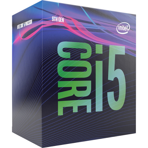 Intel i5-9400 Processor (Boxed, P0 Stepping)