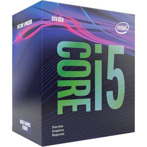 Intel Core i5-9400F 6-Core 2.9 GHz Desktop Processor