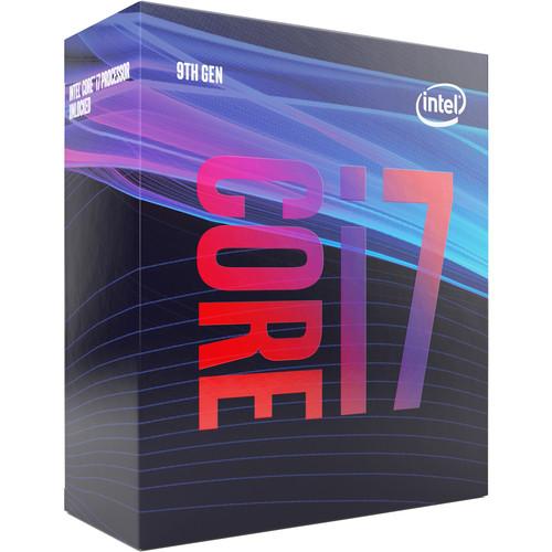Intel Core i7-9700 3.0 GHz Eight-Core LGA 1151 Processor (Boxed)