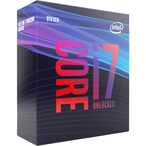 Intel Core i7-9700K 3.6 GHz Eight-Core LGA 1151 Processor