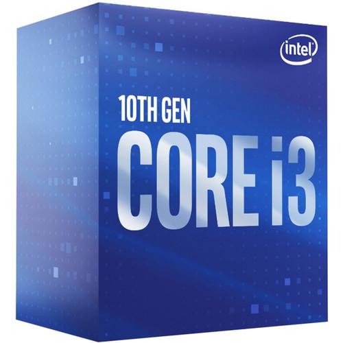 Procesador Intel Core i3-10100 de 3,6 GHz de cuatro núcleos LGA 1200